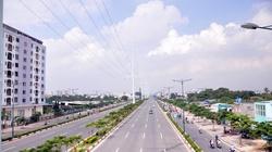 Thông xe thêm 4,2km đường nội đô đẹp nhất Sài Gòn