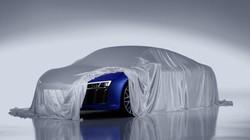 Audi R8 2015 tiếp tục rò rỉ