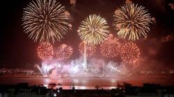 Triều Tiên bắn pháo hoa kỷ niệm sinh nhật ông Kim Jong-il