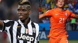 CHUYỂN NHƯỢNG(19.2): Chelsea muốn có Pogba, M.U nhận tin vui lớn