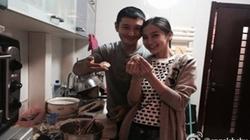 Mỹ nam mỹ nữ Hoa hào hứng du xuân, đón tết