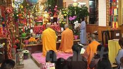 Lễ chùa đầu năm - Nét đẹp văn hóa của người Việt xa Tổ quốc