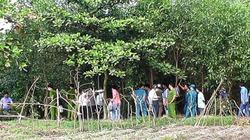 Phát hiện thi thể phụ nữ bị đâm, cháy sém trong rừng tràm