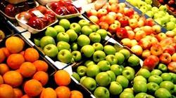 Sau Tết, rau xanh và đồ cúng đắt hàng