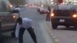17 tỉ tiền mặt rơi như mưa xuống đường phố Dubai