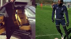 """Sự nghiệp xuống dốc, Adebayor vẫn """"vung tiền"""" tậu siêu xe"""