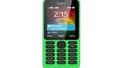 Nokia 215 Dual SIM giá 740 nghìn đồng lên kệ