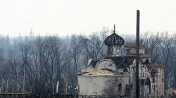Ảnh: Đông Ukraine bị hủy diệt như sau chiến tranh thế giới thứ 2