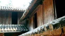 Kiến trúc độc đáo trong ngôi nhà cổ ở Sà Phìn