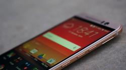 HTC One M9 trình làng: Thiết kế ấn tượng, cấu hình ổn
