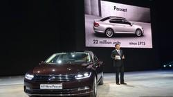 """Volkswagen Passat giành giải bình chọn """"Xe của năm"""" 2015"""