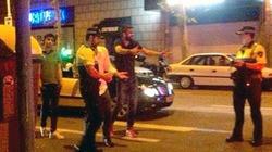 Chửi bới, thóa mạ cảnh sát, Pique bị phạt nặng