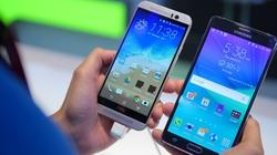 So kè HTC One M9 và Samsung Galaxy Note 4