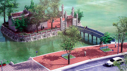 Đền ở hồ Trúc Bạch dự kiến xây với giá 19 tỷ đồng thờ ai?