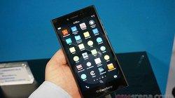 Trên tay smartphone tầm trung BlackBerry Leap