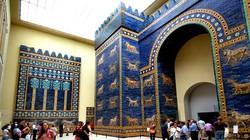 Cổng Ishtar - cửa ngõ cổ tuyệt đẹp dẫn đến kỳ quan Babylon