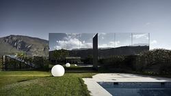 Ngôi nhà gương tuyệt vời ở Bolzano, Italia