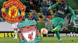 """M.U, Liverpool """"quyết chiến"""" vì tuyển thủ Bồ Đào Nha"""