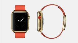 Mê mẩn trước ấn phẩm Apple Watch dát vàng 18k