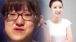 Thiếu nữ Hàn Quốc xinh đẹp hơn nhờ căn chỉnh mặt lệch