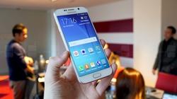 Ngắm giao diện mới cực đẹp trên Galaxy S6