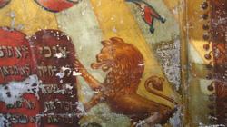 Tuyệt tác tranh tường trăm tuổi bị giấu kín trong suốt 25 năm