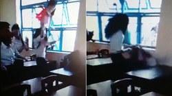 Nữ sinh Trà Vinh đánh bạn: Ảnh hưởng bạo lực từ người lớn?