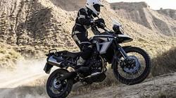 Công bố Tiger 800 XRx giá 390 triệu đồng