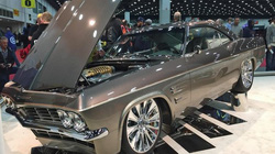 """Chevrolet Impala 1965 giành """"ngôi vương"""" tại Detroit 2015"""