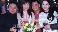 Vợ Xuân Hinh xinh đẹp dự đám cưới Thanh Thanh Hiền cùng chồng
