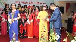Ấn tượng cuộc thi hoa khôi áo dài mở rộng tại Kiev