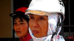 Nước mắt chảy dài sau vụ cháy 8 căn nhà giữa Sài Gòn