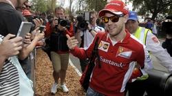 Vettel nói gì sau màn ra mắt Ferrari?