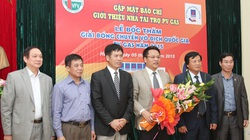 PV GAS trở thành nhà tài trợ độc quyền giải bóng chuyền vô địch quốc gia 2015