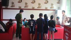 Phát hiện quán cà phê cho trẻ hút Shisha