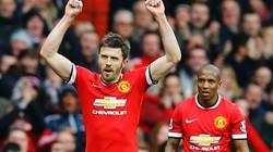 Chấm điểm trận M.U 3-0 Tottenham: Vinh danh Carrick