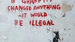 Nghệ thuật Graffiti đang hủy hoại thế giới như thế nào?