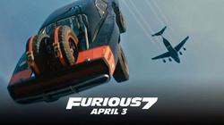 """Cận cảnh dàn siêu xe lao ra từ máy bay của """"Fast & Furious 7"""""""