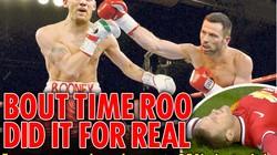 Trận so găng của Rooney nóng hơn cuộc thư hùng Mayweather - Pacquiao?