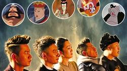 """Ngắm vũ khí của 4 thầy trò Đường Tăng trong """"Tây du ký"""" mới"""