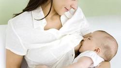 Bú sữa mẹ, trẻ thông minh và giàu có hơn