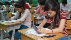 ĐH Quốc gia Hà Nội sẽ tổ chức 2 đợt tuyển sinh