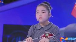 """Dân mạng TQ """"đắng lòng"""" vì thua trí tuệ bé gái Nhật"""