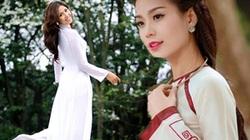 Mỹ nhân Việt đẹp ngất ngây giữa hàng cây xanh Hà thành