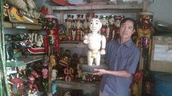 Dòng dõi múa rối nước nổi tiếng đất Nam Định