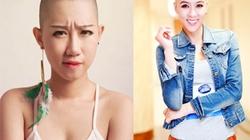 Ngắm vẻ gợi cảm của những mỹ nhân Việt đầu trọc