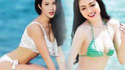 Vẻ đẹp mê hoặc của mẫu Việt khi thả dáng trước biển