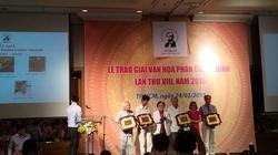 Trao Giải thưởng Phan Châu Trinh lần thứ VIII - 2015