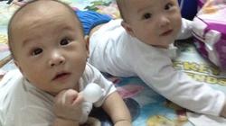 Cuộc chạy đua cứu hai con song thai của một người mẹ