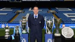 Terry chính thức gia hạn hợp đồng với Chelsea